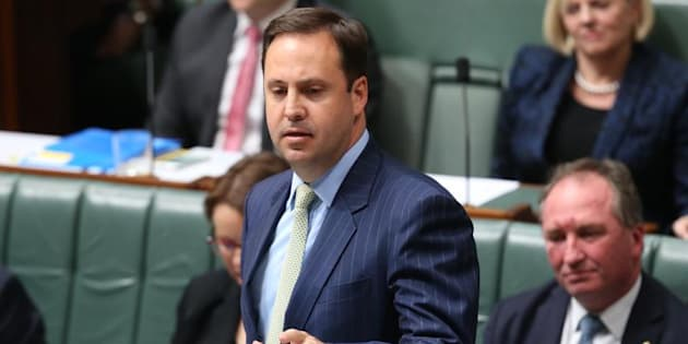 Trade minister Steven Ciobo says 'we don't want people of course goofing off at work'.