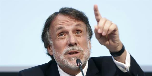 El presidente del Grupo Planeta, José Crehueras