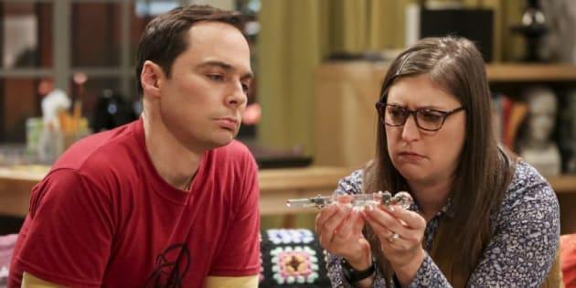 Un fotograma de 'The Big Bang Theory'.