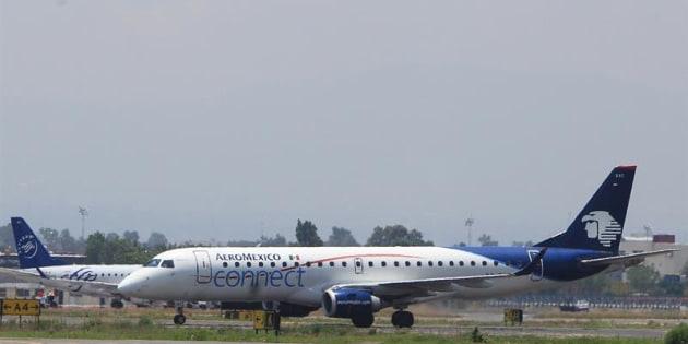Aeroméxico anunció que también hará una reducción de gastos de consultoría, viajes, capacitaciones, eventos y materiales de oficina.