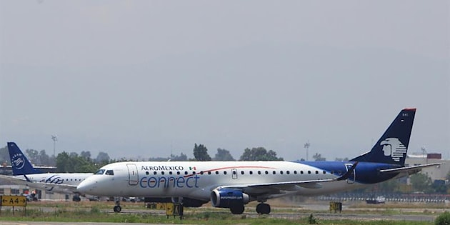 Aeroméxico actualmente ofrece dos vuelos diarios a la Ciudad de México desde San José, por lo que Liberia se convierte en su segundo destino en el país que conectará con la capital mexicana. EFE/Archivo