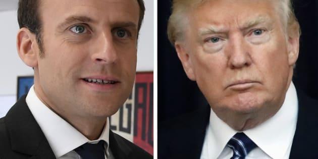 Emmanuel Macron demande à Washington d'éviter toute décision précipitée — Climat