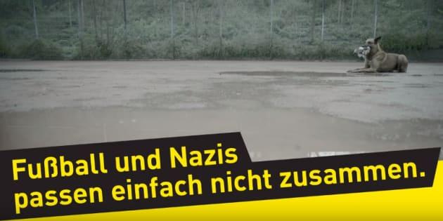 Dortmund s'engage contre l'extrême droite allemande dans une vidéo déjantée