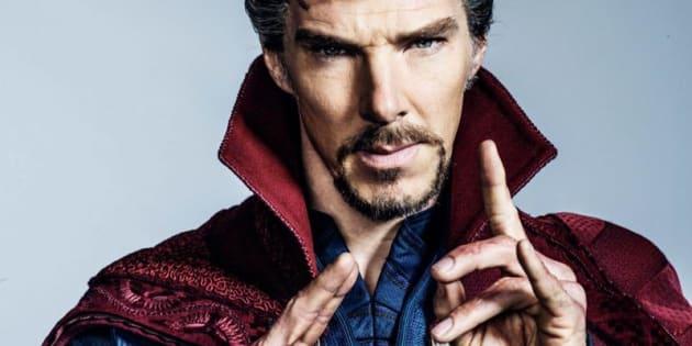 Benedict Cumberbatch en Doctor Strange a toutes les cartes en main pour devenir la nouvelle star des super héros Marvel.