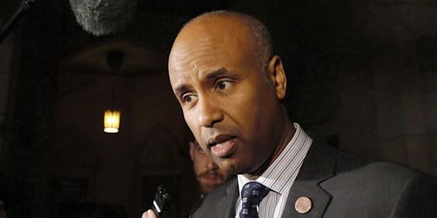 Immigration Minister Ahmed Hussen defends Canada signing onto UN migration pact