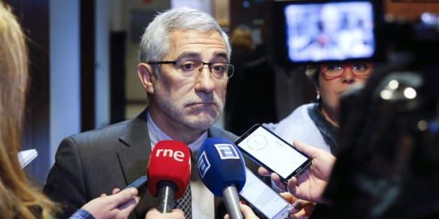 El líder de Izquierda Abierta, Gaspar Llamazares. EFE/Archivo
