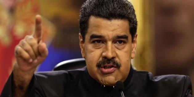 Venezuela asegura que recibimiento de Maduro en México fue apoteósico