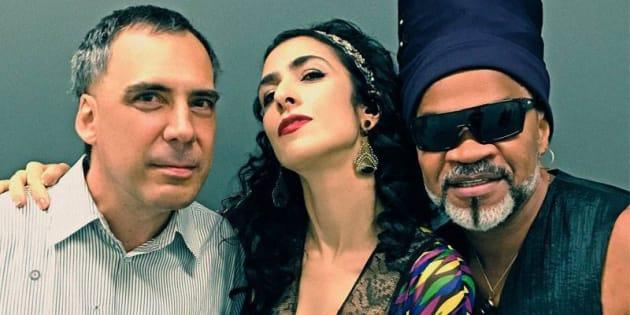 Arnaldo Antunes, Marisa Monte e Carlinhos Brown anunciaram a volta dos Tribalistas.