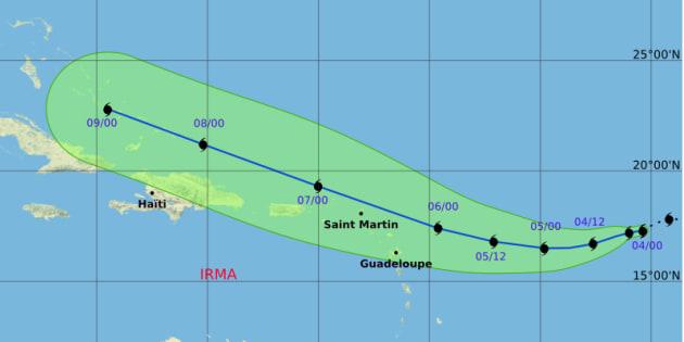 Le premier jour de la rentrée reporté à Saint Martin et Saint Barthélémy avant l'arrivée de l'ouragan Irma