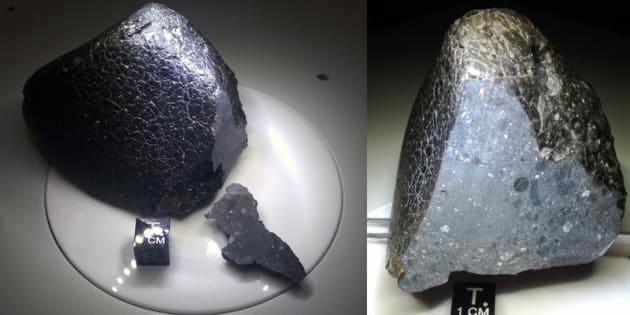 Cette météorite a permis de mieux comprendre les origines de Mars