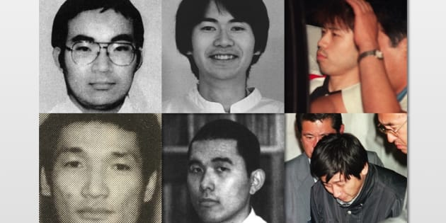 死刑が執行されたオウム真理教幹部ら6人