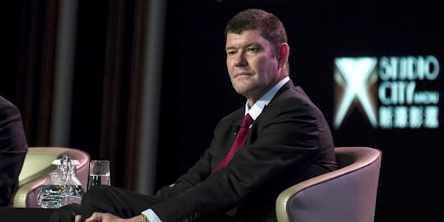 Australian billionaire James Packer is deeply concerned about Crown employees detained in China