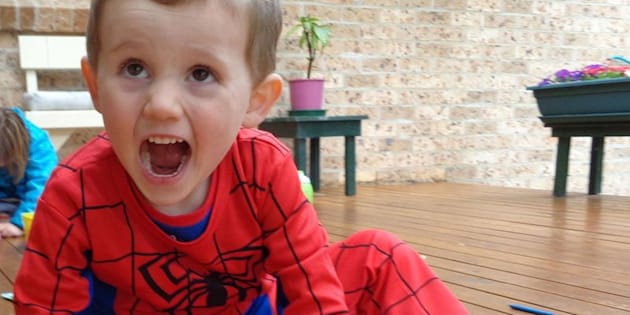 The then three-year-old Spiderman fan disappeared from outside his foster grandmother's home in September 2014.