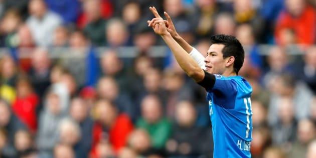 'Chucky' Lozano sigue encendido y volvió a marcar con el PSV