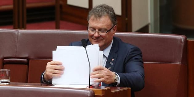 Senator Rod Culleton says he cannot possibly attend the proposed directions hearing.
