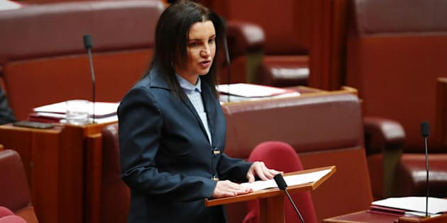 "Jacqui Lambie: ""It is a yes, at this stage."""
