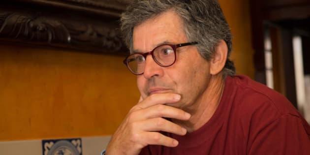El activista de Ecologistas en Acción Juan Clavero.