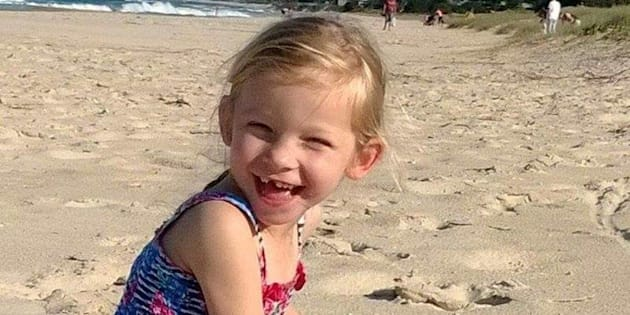 Six-year-old Sienna Tippett will be allowed stay in Australia after a successful petition.