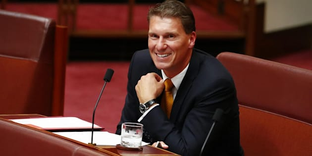 Senator Cory Bernardi's party, the Australian Conservatives, will get the people, resources and infrastructure of Family First.