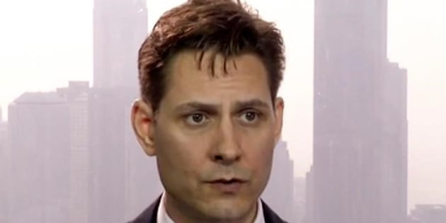 A Chinese Foreign Ministry spokeswoman said Michael Kovrig entered China on an ordinary passport and business visa.