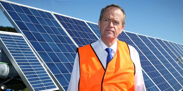 """Opposition Leader Bill Shorten says the National Party """"sense blood in the water."""""""