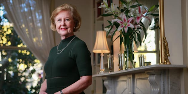 """Gillian Triggs: """"We have a government which is ideologically opposed to human rights."""""""