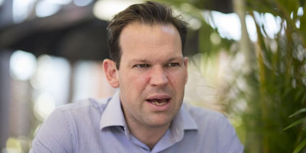 "Matt Canavan:  ""Until last week, I had no suspicion that I could possibly be an Italian citizen""."