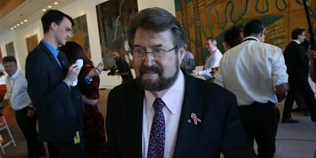 "Senator Derryn Hinch told the Prime Minister ""13 is the top, that's it."""