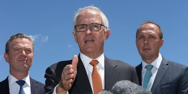 Prime Minister Malcolm Turnbull says Labor is hopefully divided on national security.