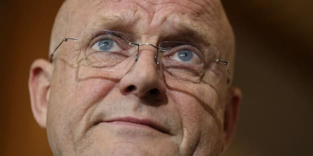 "Senator David Leyonhjelm says ""I feel as if I have been deceived"""