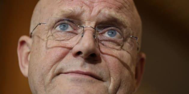 "Senator David Leyonhjelm says ""I feel as if I have been deceived"""