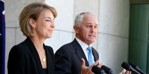 """Prime Minister Malcolm Turnbull says """"We feel pretty good about it"""""""