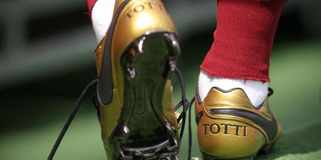 Roma, Totti entra nella Hall of Fame: