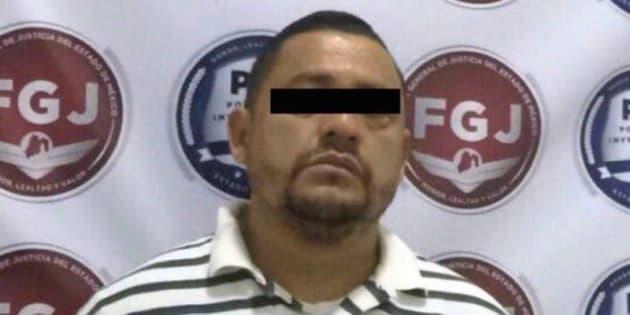"""Ricardo """"N"""" de 7 años de edad, presunto lider fundador del cártel de la Unión Tepito."""
