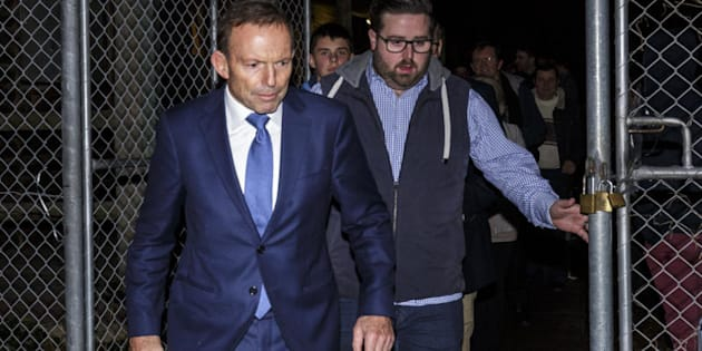 "Tony Abbott: ""Say what you mean and do what you say has to be the cardinal rule""."