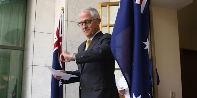 """Prime Minister Malcolm Turnbull says the Labor Party is """"constantly envious"""" of Dutton's record as an Immigration Minister"""