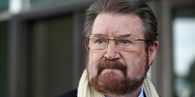 "Derryn Hinch: ""I don't believe a pension is a privilege where ever you live."""