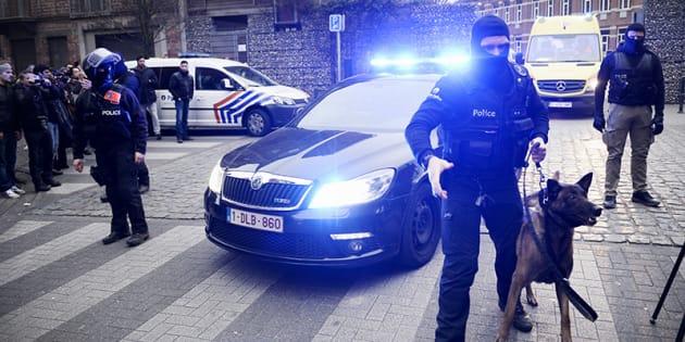 Arrestation en Belgique de Salah Abdeslam le 18 mars.