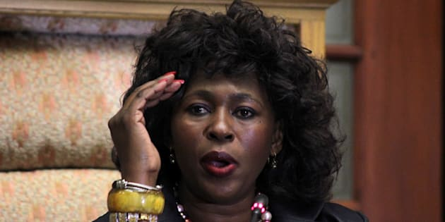 ANC MP Khoza 'scared' to accept security from parliament