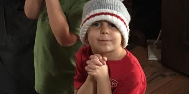 Un enfant de 4 ans happé mortellement dans Portneuf — Triste accident
