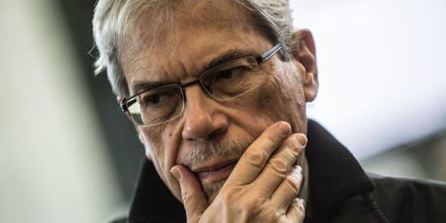 Il ministro della Coesione Territoriale e del Mezzogiorno, Claudio De Vincenti.