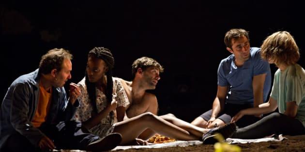 Le Dernier Testament, inspiré de James Frey mis en scène par Mélanie Laurent au Théâtre de Chaillot