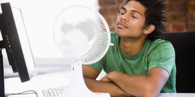 Pendant cette vague de chaleur, cinq choses à savoir pour maîtriser votre transpiration