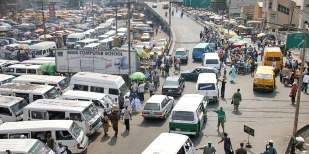 Bustling Lagos is seeing an economic resurgence.