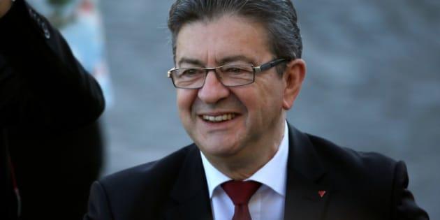 Jean-Luc Melenchon, retratado el día de la Fiesta Nacional francesa, el pasado viernes.