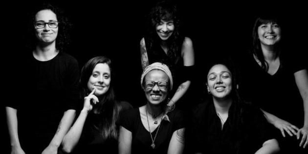 Banda curitibana Mulamba busca disseminar a independência e a valorização das mulheres.