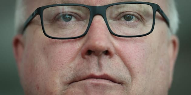 Attorney-General George Brandis now wants to see Mark Dreyfus' diary.