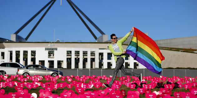 Thousands of 'missing' marriage equality electors are being sought. Today.