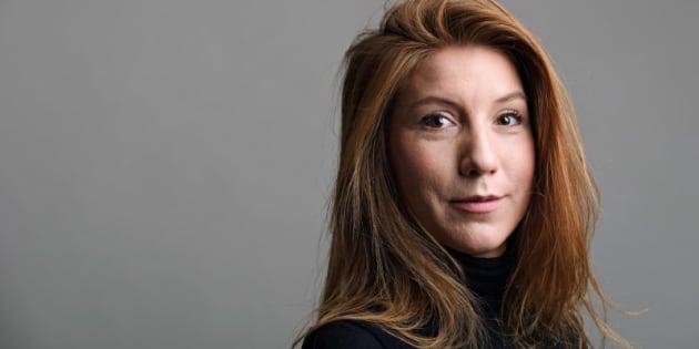 La periodista sueca Kim Wall.