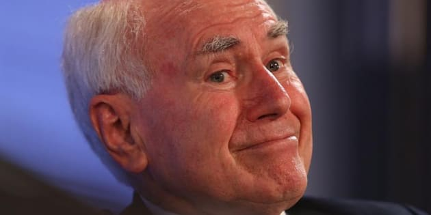 Former Prime Minister John Howard says the goal of equal female representation is probably too much.